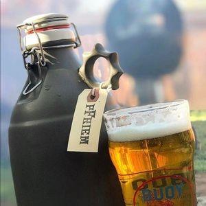 Portland Growler Company 32oz Ceramic Beer Carrier